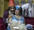 Ángela Jiménez y Antonio Martín, una pareja de puro teatro
