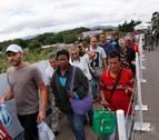 Los 'balseros de tierra' de Venezuela