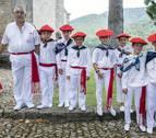 Aoiz honra a su patrón San Miguel