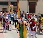 La comunidad ecuatoriana de Milagro celebra la fiesta de su patrona