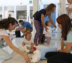 Las claves del comienzo de curso de las escuelas infantiles de Pamplona