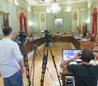 Tudela adjudica a otra empresa el sistema audiovisual de los plenos