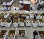 Una asociación promueve que el IVA de compras para bancos de alimentos se done