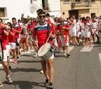 Un comienzo festivo en Monteagudo con la alegría de un gol
