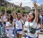 El calor regresa este miércoles a Navarra para el inicio de las fiestas en numerosos pueblos