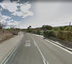 Herido grave el conductor de un motocultor en Fitero tras ser alcanzado por un turismo