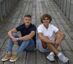 Álex Satrústegui y Rubén Morillas, del fútbol al 'soccer'