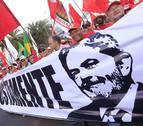 El Partido de los Trabajadores registra a Lula como candidato a la presidencia de Brasil