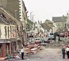 Omagh recuerda a las víctimas del peor atentado del Ulster, 20 años después