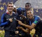 Francia lidera el ranking FIFA y España asciende hasta la novena posición