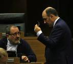 El Parlamento de Navarra pide al Gobierno foral que cree una banca pública