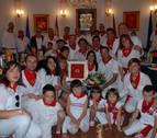Corella premia al Grupo de Teatro Alhama