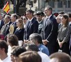 Barcelona recuerda con música y poesía a las víctimas del atentado de 2017