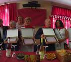 Homenaje a los veteranos en el ecuador de las fiestas de Lerín