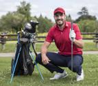 La fuerza mental de lo estático devuelve a David Borda a los campos de golf