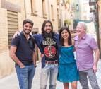 El arte efímero vuelve a los patios de Tudela con el festival Des-adarve