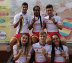 Ioseba Fernández e Iván Galar logran nuevos oros