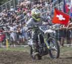El piloto Ander Valentín termina 22º en el mundial de Suiza de motocross