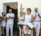 Emotivo comienzo de las fiestas patronales de Figarol