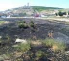 El Gobierno pide precaución ante el riesgo de incendio en la mitad sur de Navarra