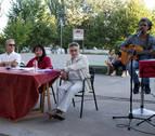 Un recital poético reúne a más de 200 personas en Cascante