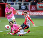 El Athletic B, primer escalón