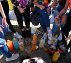 El consumo intensivo de alcohol sigue en Navarra por encima de la media estatal