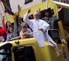 El papa Francisco viaja a Dublín para el Encuentro Mundial de las Familias