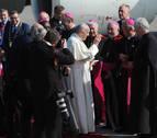 El Papa reconoce en Dublín el fracaso de la Iglesia ante los