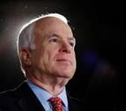 Muere el senador estadounidense John McCain a los 81 años de edad