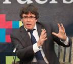 Puigdemont se ofrece como número dos de Junqueras en una lista unitaria