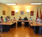 Andosilla elige una sola mesa para la consulta sobre las fiestas