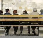 La pensión media de Navarra sube un 3,9% en agosto hasta los 1.099 €