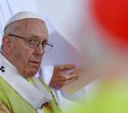 El papa pide evitar juicios mediáticos y denunciar pronto en casos de abusos