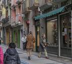 Crece un 1,3% en agosto la actividad comercial de Navarra en tasa interanual