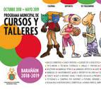 Deportes, Cultura, Telecentro e Igualdad: cursos y talleres y plazos de inscripción