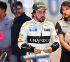 Alonso, tras un incidente con Magnussen:
