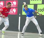 Artola-Larunbe, finalistas en Lekeitio tras 618 pelotazos y 73 minutos de trabajo
