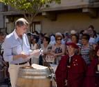"""Tomás Yerro: """"El vino tiene estrechísimos vínculos con la cultura y el arte"""""""