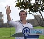 Casado agradece a Sáenz de Santamaría su labor y le desea mucho éxito