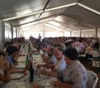 Izurzu vuelve a acoger el día del valle de Guesálaz trece años después