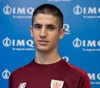 El navarro Sancet, del Bilbao Athletic, al menos seis meses de baja