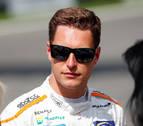 Stoffel Vandoorne, compañero de Alonso, no seguirá en McLaren en 2019