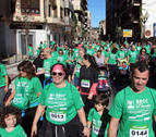 La III Marcha Contra el Cáncer espera reunir a 4.000 personas en Tudela