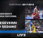 Eseverri, homenajeado por la LNFS en la presentación de la temporada