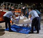 Llegan 107 inmigrantes a Motril, entre ellos 5 muertos, rescatados en Alborán