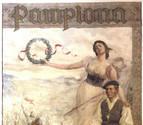 Ciga y el cartel inédito de San Fermín