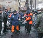 Atrapadas 235 personas a causa de la inundación de una mina de carbón en Rusia