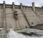 Este martes se realizará el desembalse de las aguas de Eugi