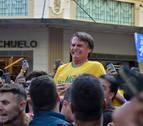 El ataque contra un candidato aumenta la tensión en Brasil a un mes de las elecciones